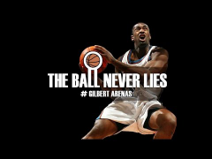 THE BALL NEVER LIES #25 - GILBERT ARENAS