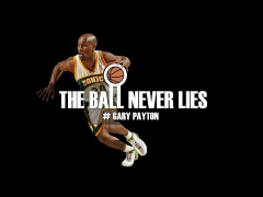 THE BALL NEVER LIES #27 - GARY PAYTON