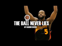 THE BALL NEVER LIES #29 - BARON DAVIS